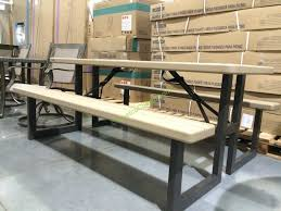 lifetime picnic table costco best lifetime 6 foot folding table 6 folding table costco pdf