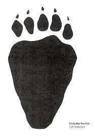 bear footprint free download clip art free clip art on