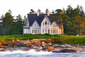 vacation homes in downeast maine vacation rentals and oceanfront pet