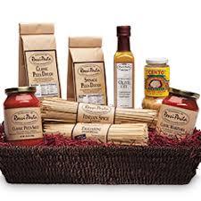 pasta basket pasta pizza pasta gift basket