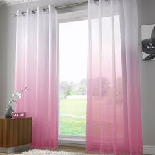 Fuchsia Pink Curtains Voile Curtains Lined Voiles Buy Online Tonys Textiles