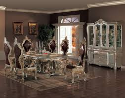 dining room formal sets with buffet hutch and appealing elegant