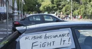 Estimated Car Insurance Cost by Car Insurance Record Number Repeatedly Refused Quotes