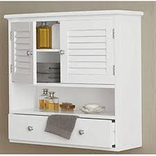 White Wicker Bathroom Drawers Stunning Fine Bathroom Wall Cabinets With Towel Bar Wicker