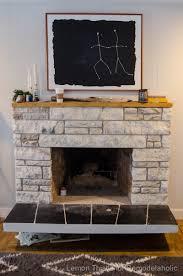 how to stone a fireplace binhminh decoration