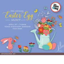 Cedar Fair Parks Map Dallas Moms Blog U0027s 3rd Annual Egg Hunt Tickets Sat Apr 1 2017