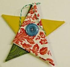 tutorial fabric ornaments ornaments and ornament