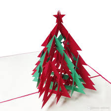 christmas tree christmas card christmas lights decoration