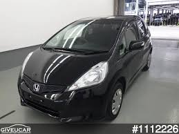 small car honda fit photos used honda fit from japan car exporter 1112226 giveucar
