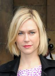 medium straight bob hairstyle long bob hairstyles with side swept