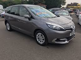 renault grand scenic 2014 used grey renault grand scenic for sale kent