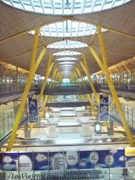 T4 aeropuerto de Madrid