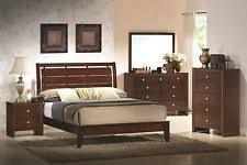 Solid Wood Contemporary Bedroom Furniture by Solid Wood Bedroom Furniture Ebay