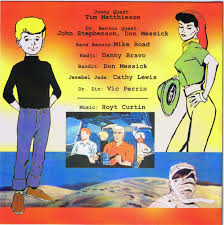 jonny quest aeolus 13 umbra jonny quest music from the original television