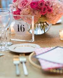table numbers wedding wedding table number ideas that scored at real celebrations