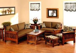 Simple Wooden Sofa Scintillating Wooden Sofa Set Designs For Living Room Contemporary