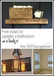 212 Best Diy Decorating Images by Friday Five Archives The Diy Bungalow