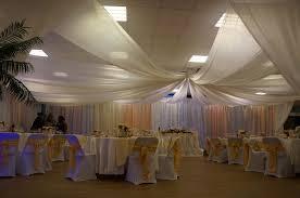 tenture plafond mariage decoratrice de salles et decoration salle mariage decoratrice