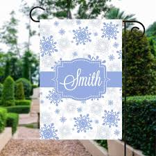 Custom Decor Garden Flags S Custom Decor Snow Happy U Goodus Store Online Custom Winter