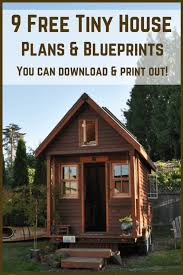 tiny plans tiny house plans free to download print 8 tiny house blueprints