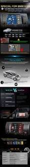eonon in car dvd player gps navi for bmw e39 5 series 7 u0026 034 i1 hd