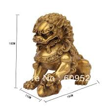gold foo dogs gold ton picture more detailed picture about large pair bronze