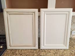 white glazed kitchen cabinets painting kitchen cabinets before after mr painter