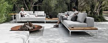 outdoor room residential upholstered furniture pit gloster