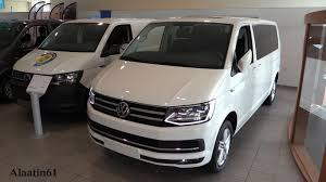 new volkswagen bus 2017 volkswagen transporter t6 2017 in depth review interior exterior