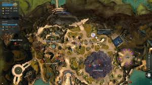 Gw2 World Map by Astralaria 1 The Device Doncpauli