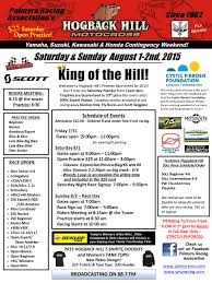 motocross races this weekend king of the hill palmyra racing association