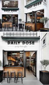 andreas petropoulos has designed a small takeaway coffee bar in