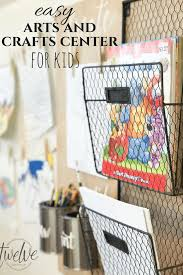 10 minute arts and crafts center for kids twelve on main