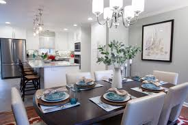 Kitchen And Dining Room Get The Lighting Featured On Property Brothers Nadine And Greg