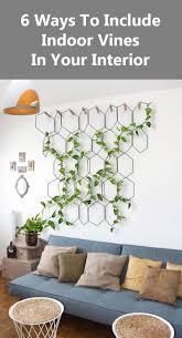 Spring Decor 2017 6 Ways To Include Indoor Vines In Your Interior Contemporist