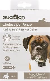 guardian by petsafe wireless fence receiver collar walmart com