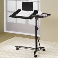 Standing Desk Laptop Laptop Sit Standing Desk With Adjustable Swivel Top At Gowfb Ca