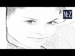 speed tutorial gimp come trasformare una foto in disegno how