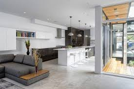 contemporary home interiors contemporary house design in minimalist style harmonized with