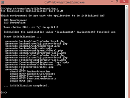 tutorial web dengan yii how to install yii2 0 basic and advanced application using composer
