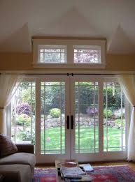 Curtains For Door Sidelights by Decor U0026 Tips Entry Door Sidelights And Transom Window Using