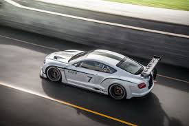 new bentley concept bentley marks return to racing with new continental gt3 concept w