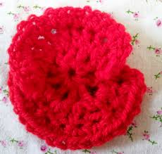 remembrance poppy u2013 free crochet pattern thestitchsharer