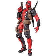 marvel deadpool joint movable model soldier children
