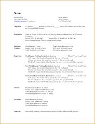 Resume Download Ms Word Download Microsoft Word Resume Haadyaooverbayresort Com