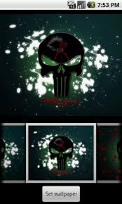 the punisher apk punisher wallpaper pack 1 4 1 apk android