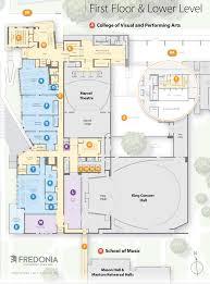 building features fredonia edu
