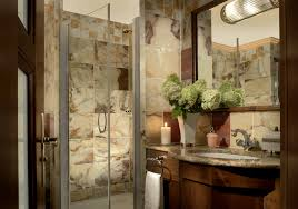 Stone Bathroom Sinks by Bathroom Stacked Stone Tile Bathroom Daltile Kansas City Stone