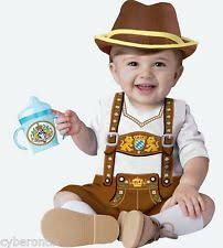 Halloween Costumes 12 18 Months Totally Ghoul Halloween Baby Bavarian Costume Size 12 18 Mon