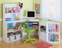 Kid Corner Desk Desk With Storage Organization For Room Solutions
